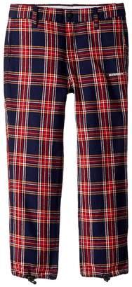 Jamison SUPERISM Flannel Pants Boy's Casual Pants