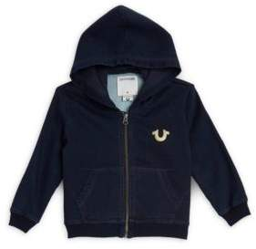 True Religion Little Boy's & Boy's Cotton Hooded Jacket