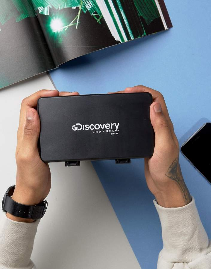 Gifts Discovery Channel Virtual Reality Glasses