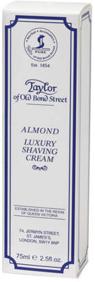 Taylor of Old Bond Street Shaving Cream Tube (75g) - Almond