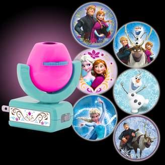 Disney Projectables Frozen 6-Image LED Plug-In Night Light, Light Sensing, 25282