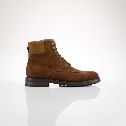 Polo Ralph Lauren Suede Norbeck Boot