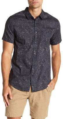Billabong Sunday Floral Print Tailored Fit Woven Shirt