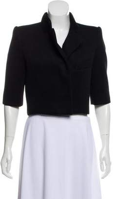 Chloé Structured Wool Jacket