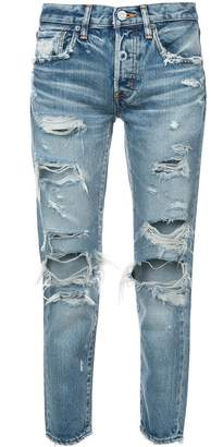 Moussy Vintage Adel tapered jeans