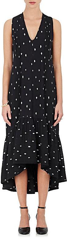 3.1 Phillip Lim3.1 Phillip Lim Women's Snowbird Spot-Print Silk Crepe Dress
