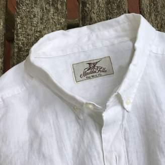 Madda Fella Short Sleeve Ernest Linen