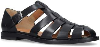 Church's Leather Fisherman Sandals