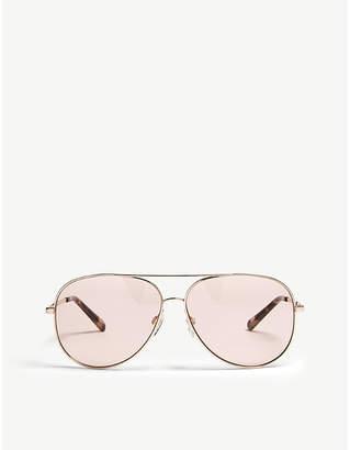 Michael Kors Kendall I aviator-frame sunglasses