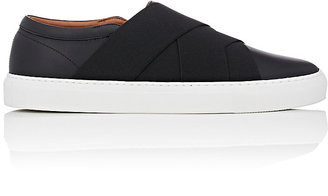 Givenchy GIVENCHY MEN'S LEATHER SKATE SNEAKERS $695 thestylecure.com