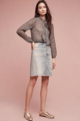 Citizens of Humanity Liya Cutoff Denim Skirt
