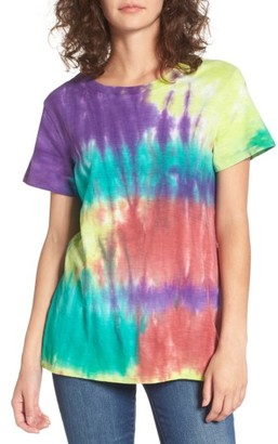 Women's Sub_Urban Riot Tie Dye Tee $42 thestylecure.com