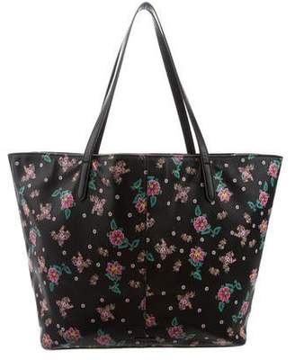 Rebecca Minkoff Large Floral Print Tote