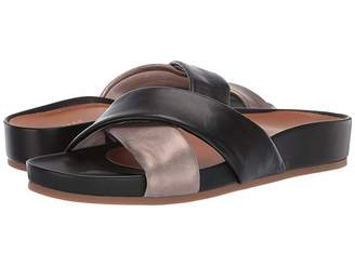 907ed79f3374 Cole Haan Metallic Leather Women s Sandals - ShopStyle