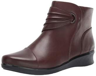 Clarks Women's Hope Twirl Ankle Boot
