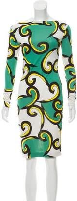 Diane von Furstenberg Chloris Silk Dress