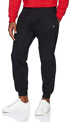 Flying Ace Men's Fleece Jogger Pant with Embroidered Logo