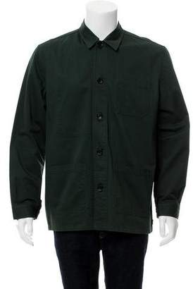 Supreme Pointed Collar Button-Up Shirt