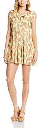 Womens Abito Fiocco a Pieghe Con Stampa Blu Dress Isabella Roma Cheap Sale Fashionable Online Cheap Sale Latest CWgW9