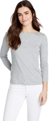 Vineyard Vines Simple Boatneck Tee