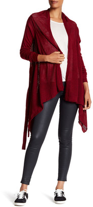 Zadig & Voltaire Ana Merino Wool Cardigan $350 thestylecure.com