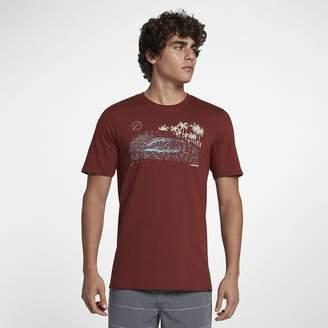 Hurley Core Rolling Waves Men's T-Shirt