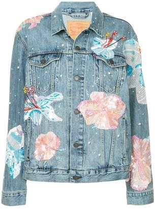 Romance Was Born Fertile Flower jacket