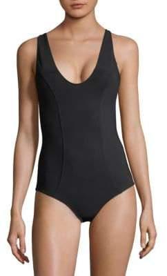 Lisa Marie Fernandez Garance One-Piece Bikini