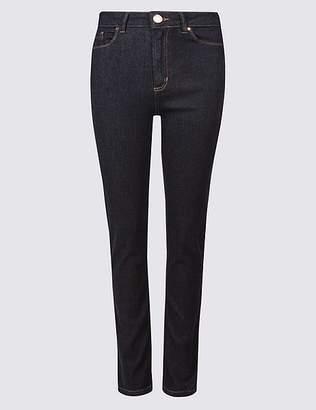 Marks and Spencer Sculpt & Lift Roma Rise Slim Leg Jeans