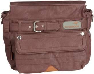 Kangaroos Womens Jean Stone Bag Set Shoulder Brown Braun Chestnut 326 Size