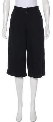 Rag & Bone High-Rise Cropped Pants