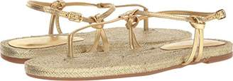 Lauren Ralph Lauren Women's Makayla-Espadrilles-Casual Flat Sandal