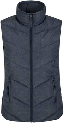 Warehouse Mountain Opal Womens Padded Gilet