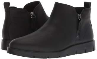 Ecco Bella Zip Low Bootie Women's Boots
