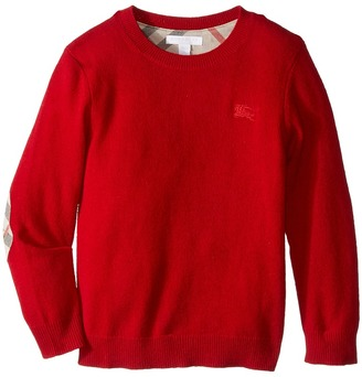 Burberry Kids - Mini Durham Top Boy's Clothing $195 thestylecure.com