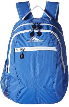 High Sierra Curve Backpack Backpack Bags