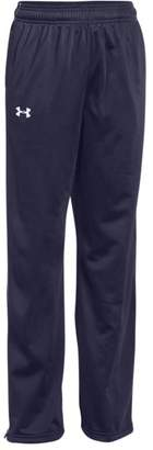 Under Armour Boys' UA Rival Knit Warm Up Pants