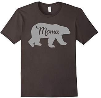 Moma Bear Funny T-Shirt Bear Shirt Perfect Gift