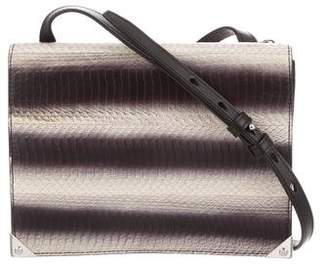 Alexander Wang Snakeskin Prisma Bag