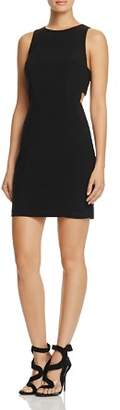 Aqua Cutout Sheath Dress - 100% Exclusive