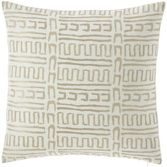 "Legacy Cleary Pillow, 22""Sq."