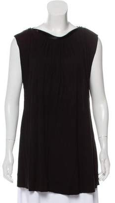 Diane von Furstenberg Sleeveless Casual Top