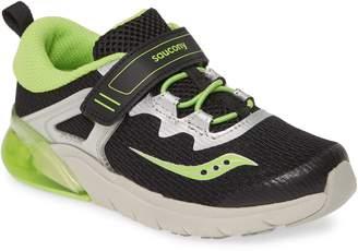 Saucony Flash Glow Light-Up Sneaker