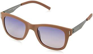 Police Sunglasses SPL170 Wager 2 Wayfarer Polarized Sunglasses