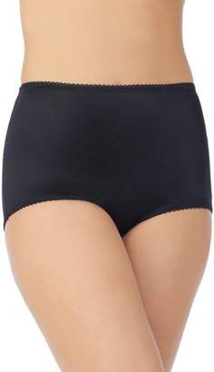 Vassarette Women's Undershapers Light Control Brief Panties, Style 40001