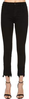 J Brand High Waist Ruby Cropped Denim Jeans