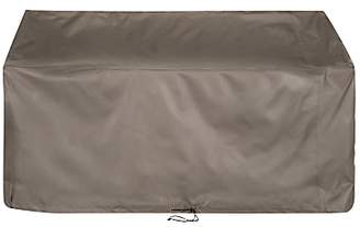 John Lewis & Partners Outdoor 2 Seater Bench Cover, Grey