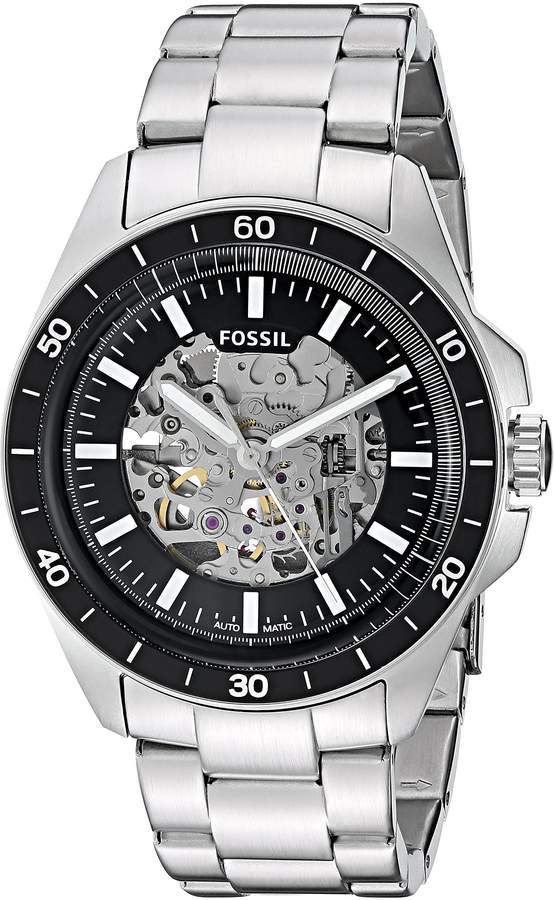 Fossil Men's ME3146 Sport 54 Automatic Stainless Steel Watch
