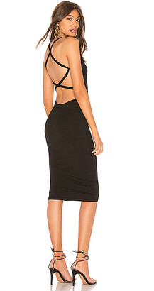 by the way. Reigh Strappy Midi Dress