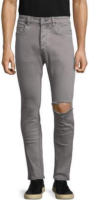 Zanerobe Joe Blow Distressed Skinny Pant